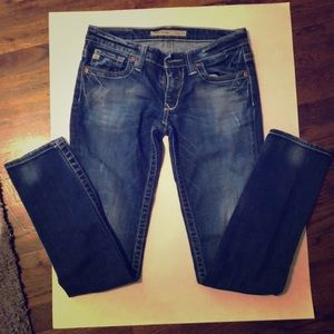 Big Star women's skinny jeans 27R